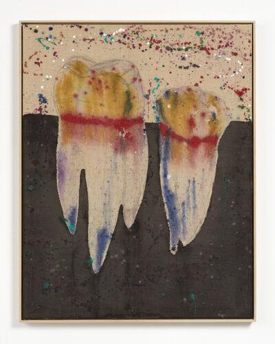 Michael Sailstorfer, 'Zahn 8', 2020