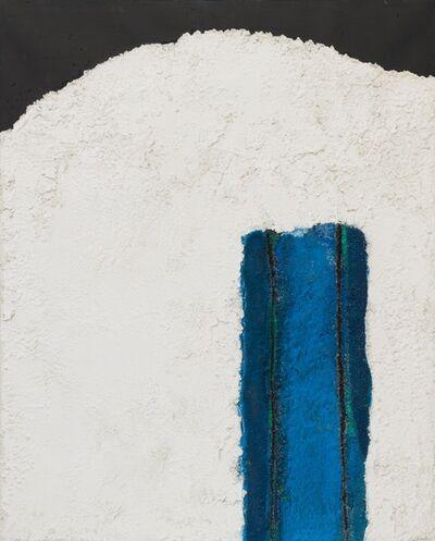 Enrico Donati, 'Astral Blue, Fossil Series', ca. 1960