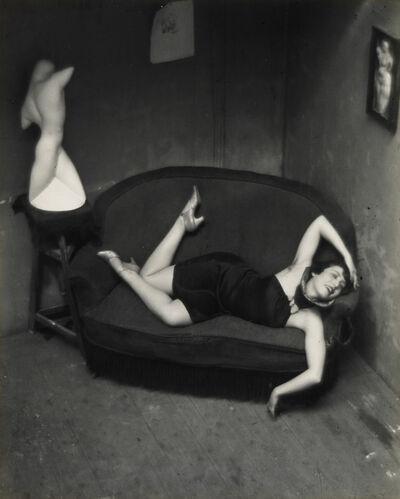 André Kertész, 'Satiric Dancer.', 1973