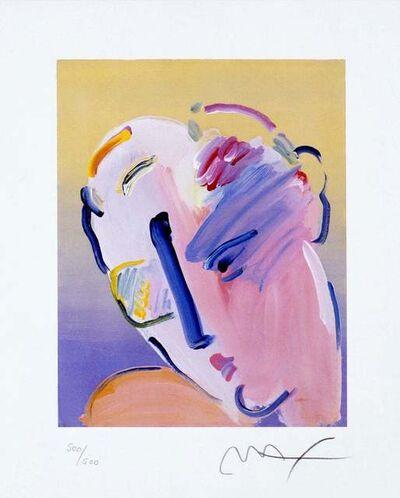 Peter Max, 'Neo Man in Love Ver II', 2001
