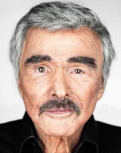 Martin Schoeller, 'Burt Reynolds'