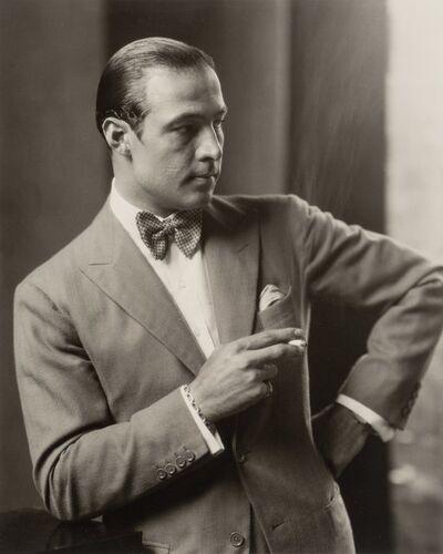 Edward Steichen, 'Rudolfo Valentino', 1926
