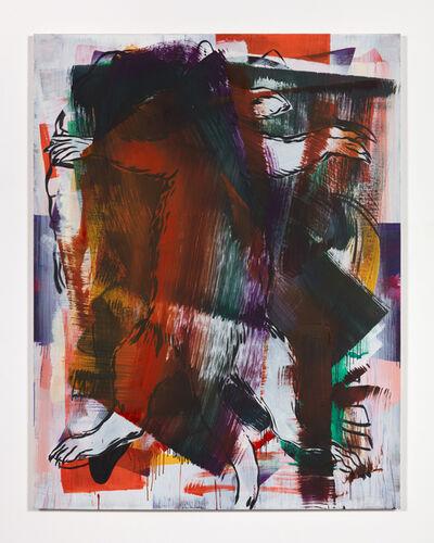 Jon Pestoni, 'Below The Fold', 2016