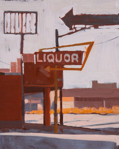 Stephanie Hartshorn, 'Orange Liquor', 2013