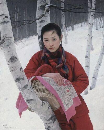 Wang Yidong, 'The Quiet Birch Forest ', 2008-2010
