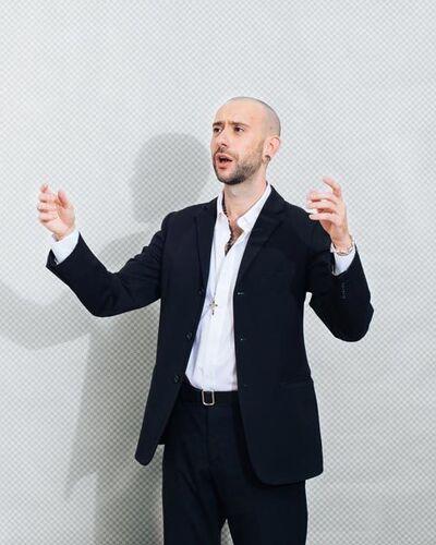Federico Ciamei, 'Italo #1', 2018