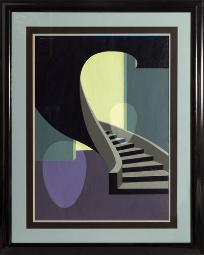 Clarence Holbrook Carter, 'The Staircase', 1981