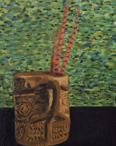 Nils Benson, 'Oceania And Pheasant Feathers', 2021