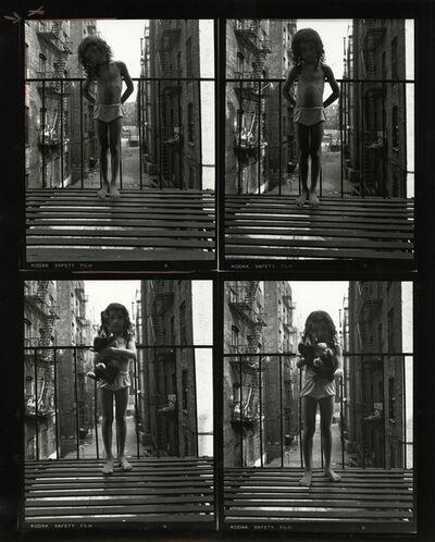 Bruce Davidson, 'East 100th Street', 1966