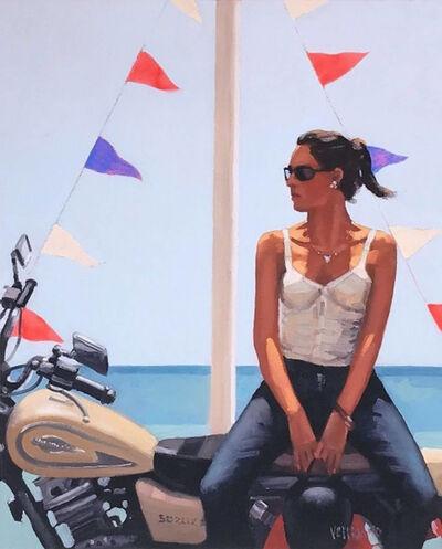 Jack Vettriano, 'La Fille à la Moto (Signed Limited Edition Print)', 2018