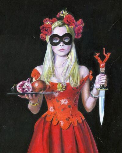 Titti Garelli, 'The Legend of Pomegranate', 2019