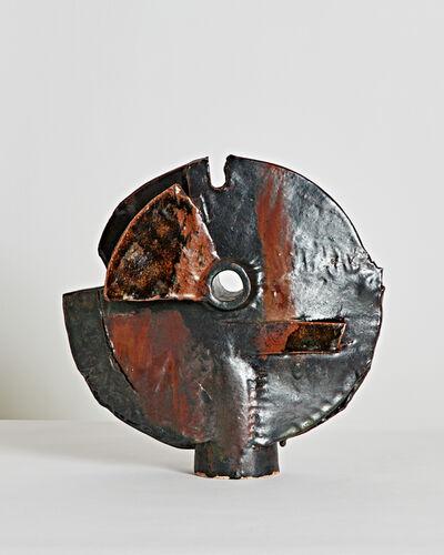 Dieter Crumbiegel, 'Sculptural Vase', 1975