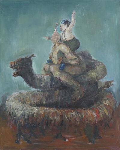 Qian Kong, ' Picture of Dragon-Driving', 2006
