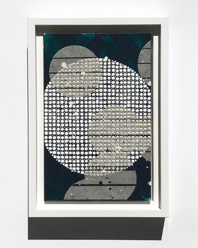 Nina Tichava, 'Lantern, White + Buff, Study No.81', 2018
