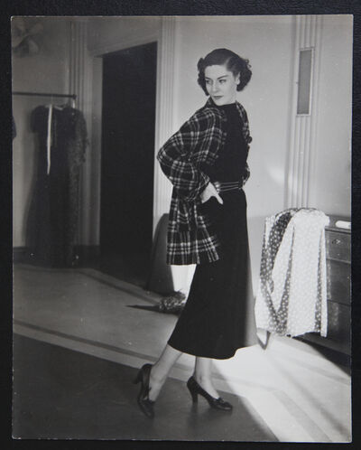 Alfred Eisenstaedt, 'Harper's Bazaar model', 1936-1937