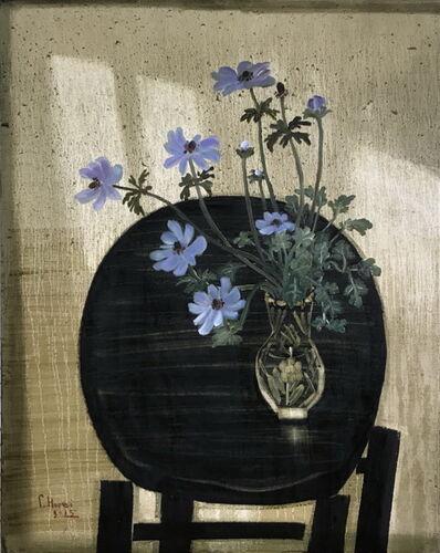 Dong Shawhwei 董小蕙, 'Fresh Field Poppy 清逸-虞美人', 2015