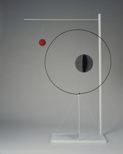 Alexander Calder, 'Object with Red Ball', 1931