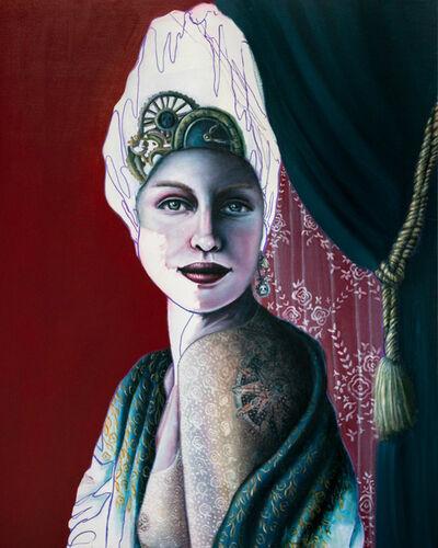 Ann-Lisbeth Sanvig, 'Memento Vivere', 2019