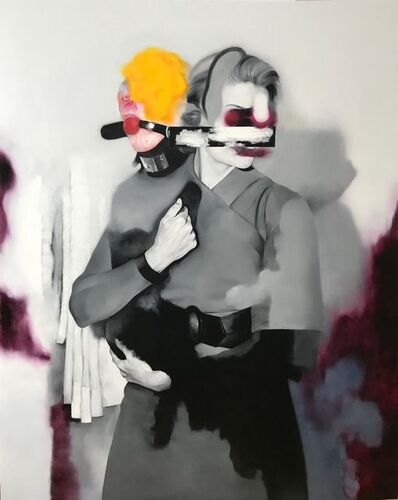 He Wei, 'Novocaine', 2020