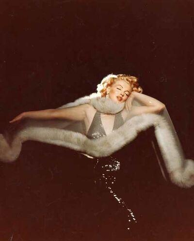 Richard Avedon, 'Marilyn Monroe in Furs', 1957