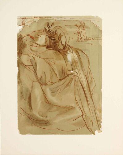 Salvador Dalí, 'Purgatory Canto 30 (The Divine Comedy)'