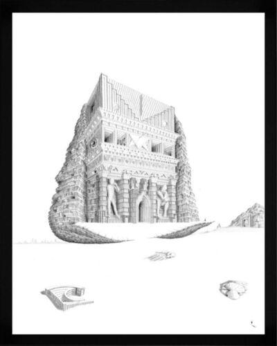 Marc Brousse, 'Reqmu Footprint', 2018