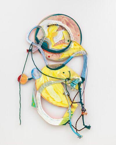Rachel Eulena Williams, 'Hanging Shield', 2019