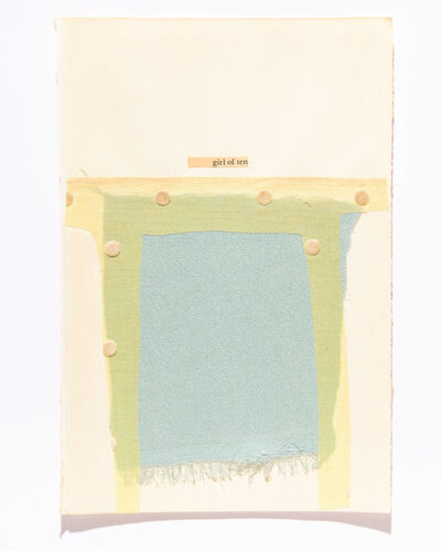 Ann Hamilton, 'Page 26', 2016