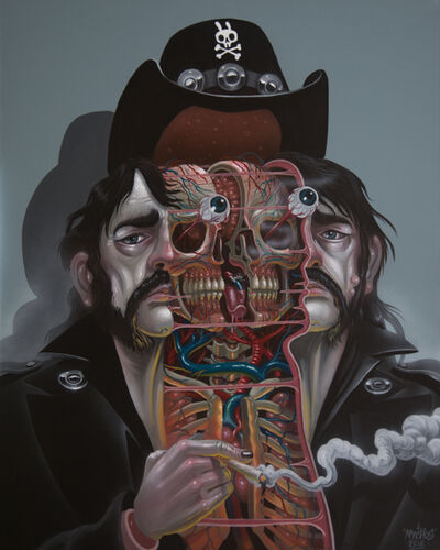 NYCHOS, 'Dissection of Lemmy', 2016