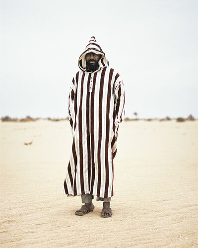Philippe Dudouit, 'Local Tebu Resident, Al Gatrun, Southern Libya ', 2015