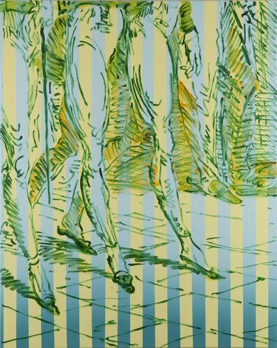 Charlie Billingham, 'Promenade 4', 2013