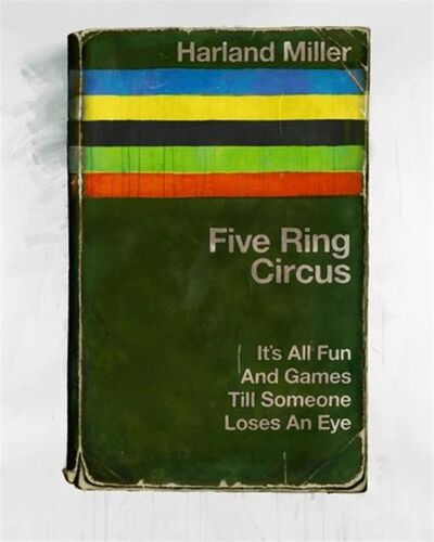 Harland Miller, 'Five Ring Circus', 2012