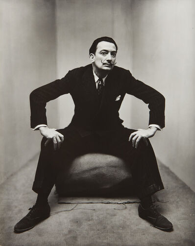 Irving Penn, 'Salvador Dali, New York, February 20', 1947