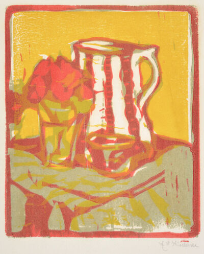 Ernst Ludwig Kirchner, 'Still-Life', 1907