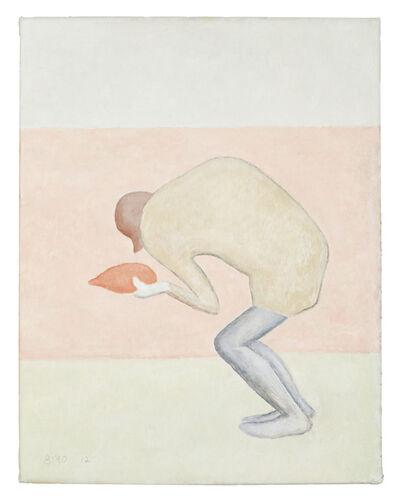 David Byrd, 'Man at Meat Counter', 2012
