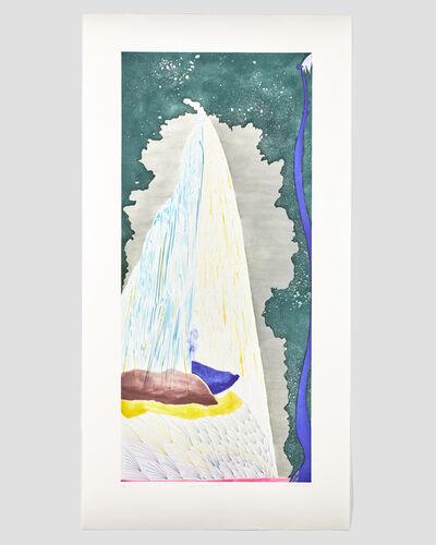 Chris Ofili, 'Last Night. New Day', 2008