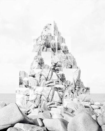 Noemie Goudal, 'Soulèvement III', 2018
