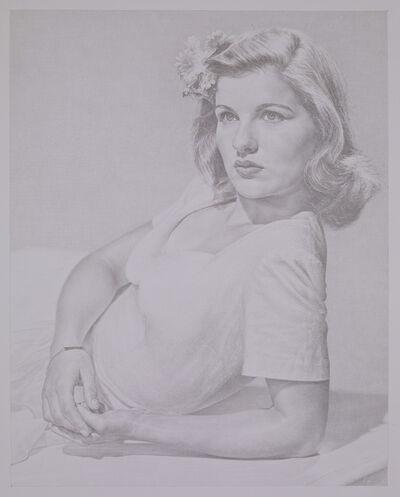 Des Lawrence, 'Barbara Bel Geddes', 2008