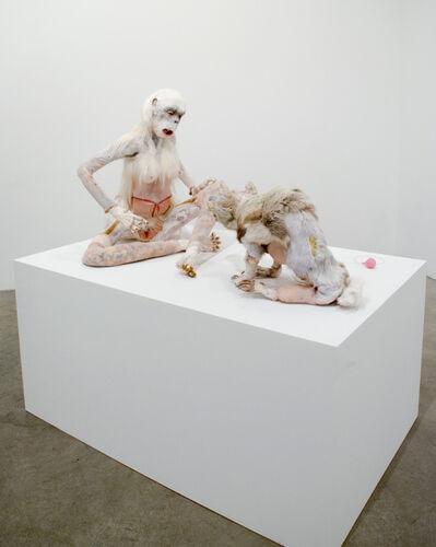 Monica Cook, 'Shasta, Pepper and Elliot', 2011
