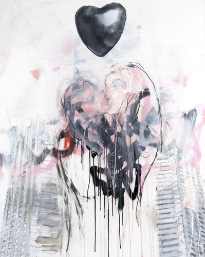 Antony Micallef, 'Black Kiss – Becoming Animal', 2009
