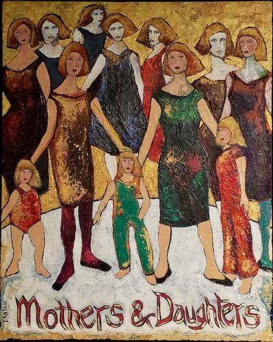 Susan Reid Danton, 'Mothers & Daughters', 2017