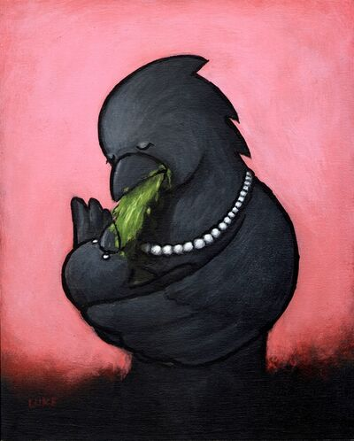 Luke Chueh, 'Feeding time', 2019