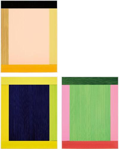 Imi Knoebel, 'Anima Mundi 89-3', 2012