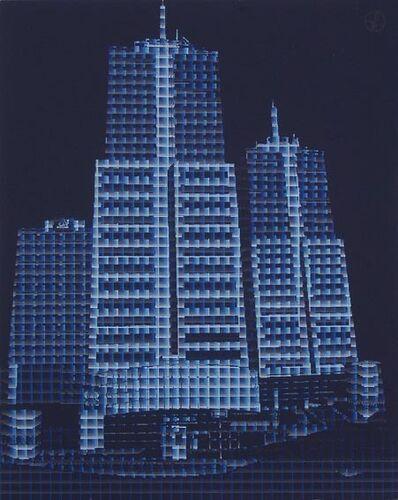 Carlos Presto, 'WTC Virtual', 2010