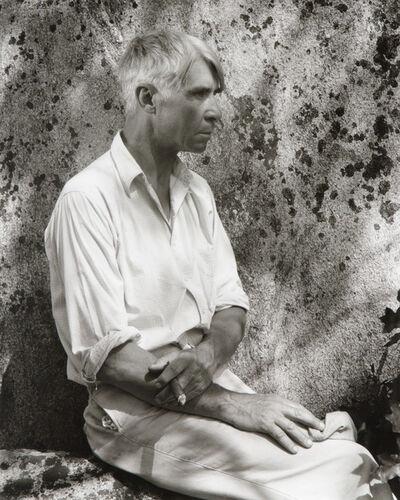 Edward Steichen, 'Carl Sandburg', 1930/ 1984