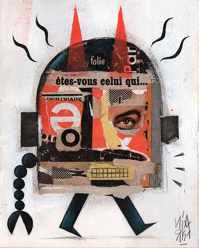 Niark1 Sebastien Feraut, 'êtes-vous celui qui...', 2018