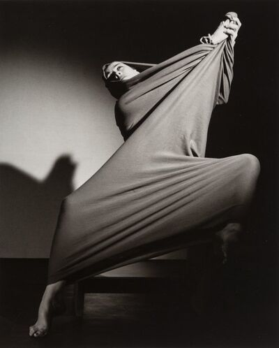 Barbara Morgan, 'Five Photographs of Martha Graham and Valerie Bettis'