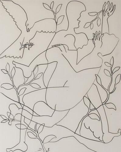 David Schiesser, 'Raub der Sabine', 2016