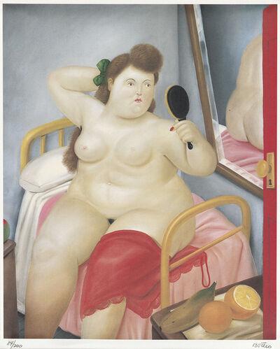 Fernando Botero, 'Desnudo.', 1983