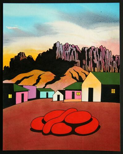 Ken Price, 'Mountain Cult', 2008